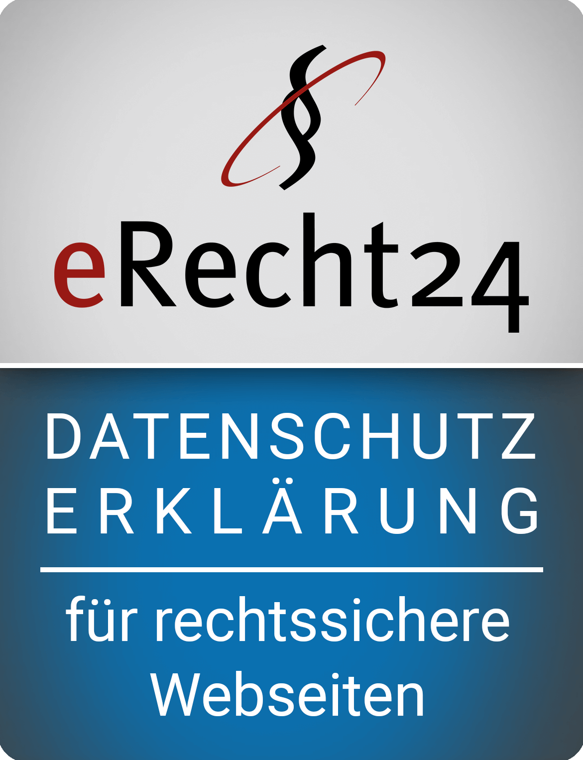 eRecht24 Logo